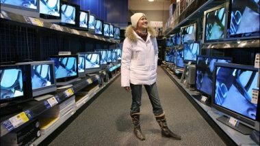 Buying a tv