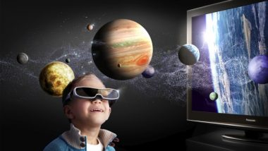 3D TV Experience