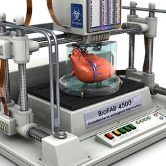 3D Printer Prints a Human Heart
