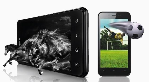 3D Smartphones