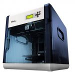 The da Vinci 1.0 3D Printer